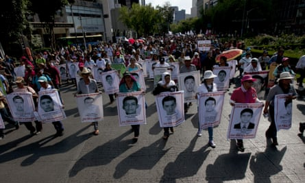 Mexico missing people