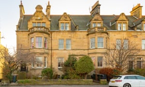 Fantasy : City flats : Edinburgh