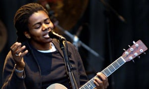 'People say it doesn't exist' … Tracy Chapman.