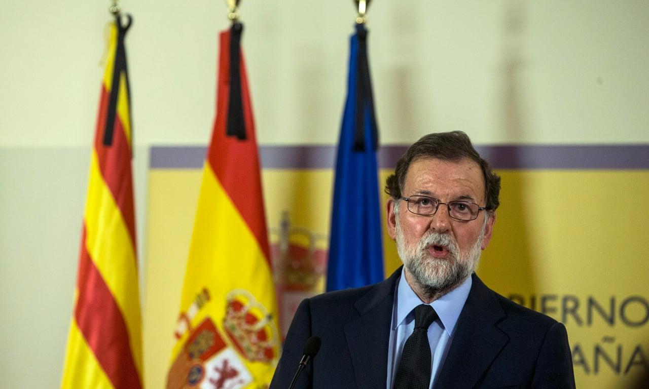 Ada Colau En Porno spanish prime minister says barcelona has been hit'jihadi terrorism' –  video