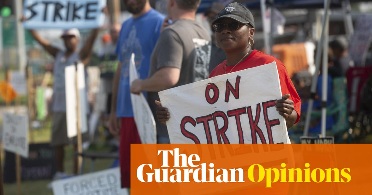 Is America experiencing an unofficial general strike?