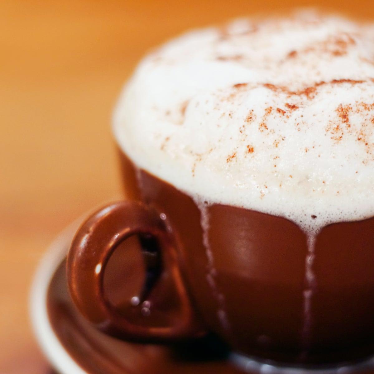 chai latte kaffe