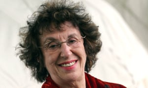 Elaine Feinstein in 2005. She was admired for the clear-sighted and profoundly emotionally intelligent character of her verse.