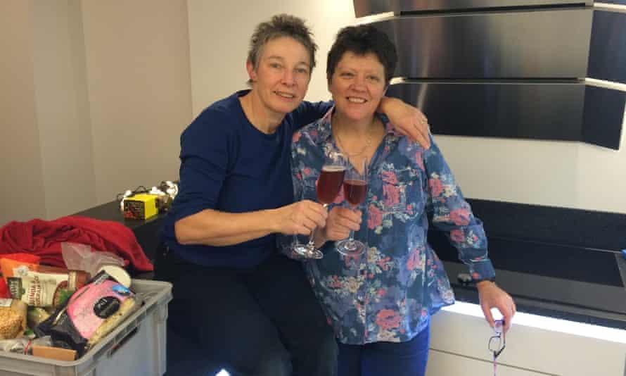 Jo Somerset and Liz Clarke