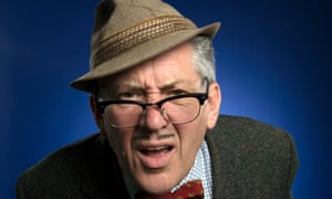 Everything that can be botched will be botched … Count Arthur Strong.