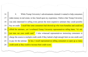 Corrine Sommer's testimony.