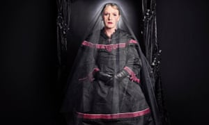Grayson Perry in his Channel 4 series Rites of Passage.