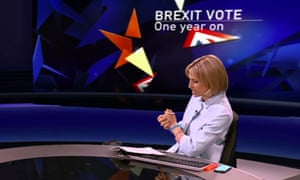 Emily Maitlis on Newsnight