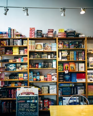 Interactivity Board Game Cafe.