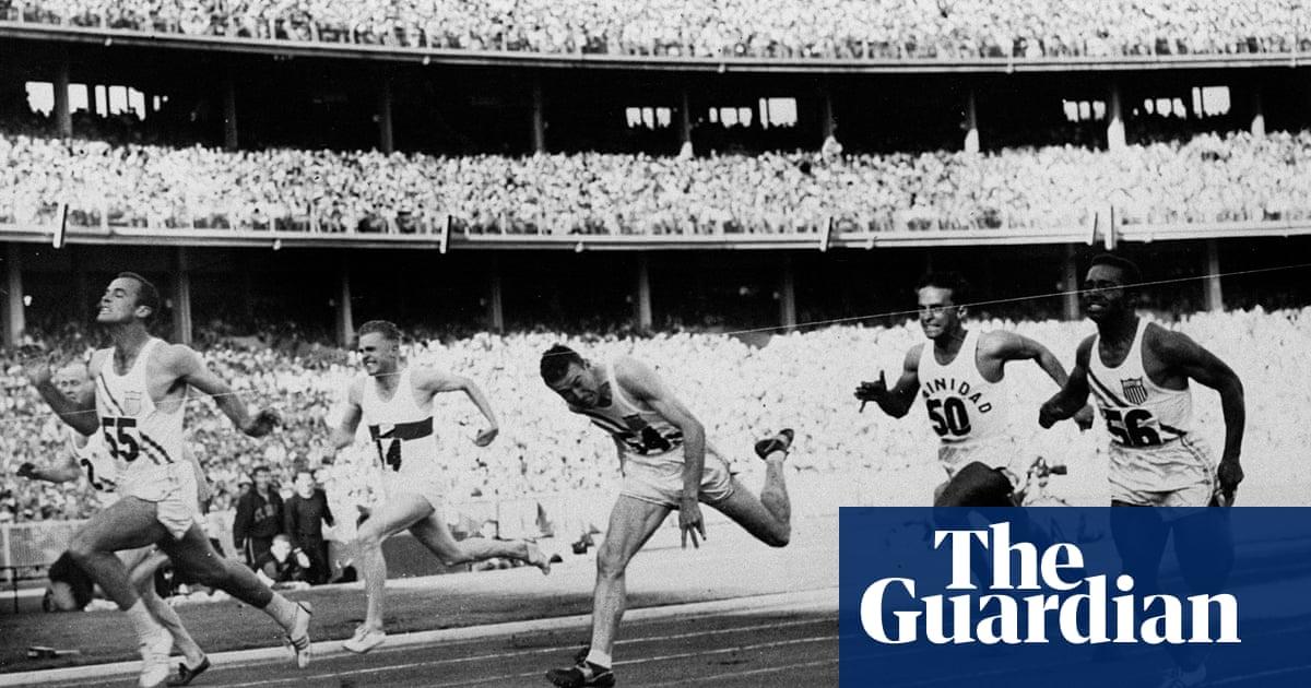 Bobby Joe Morrow, the 1956 Olympic sprint champion who lost his way | Andy Bull
