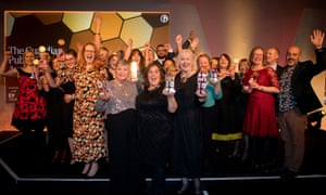 All the Guardian Public Service Awards 2018 winners.