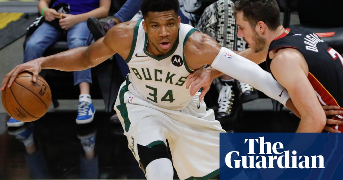 Miami Heat swept out of playoffs by Bucks one year after NBA finals run