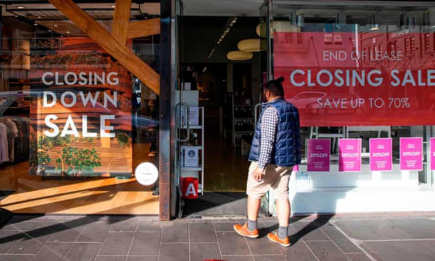 a closing down sale