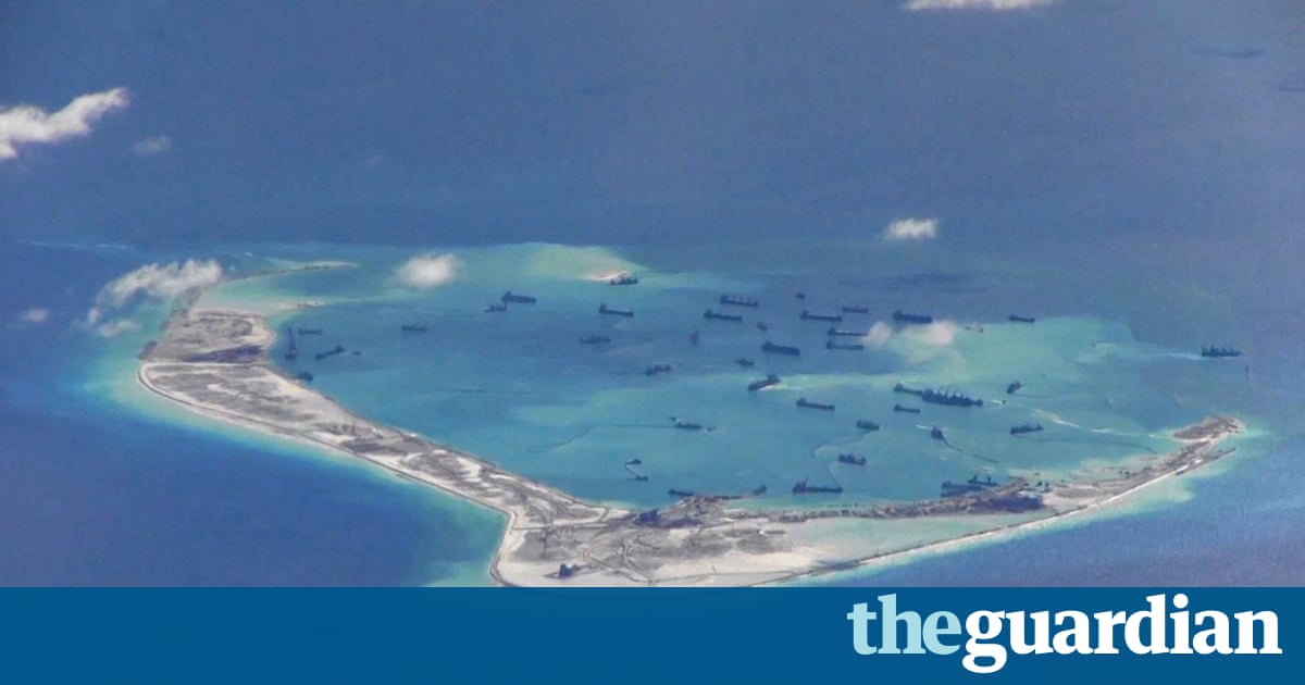 'Slow-moving crisis' as Beijing bolsters South China Sea war platform
