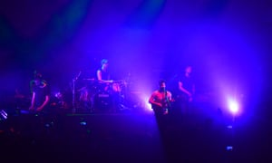 Foals at Liverpool Olympia