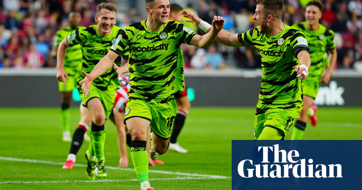 How Forest Green Rovers are doing things differently – and thriving