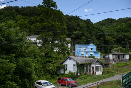 McDowell County, where life expectancy for males is 64 years old.
