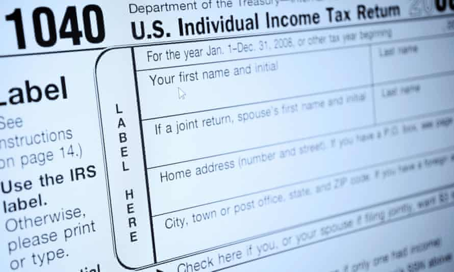 The alternative for taxpayers who do not submit a clear drug test from a sample no more than three months old would be to take the much lower standard deduction.