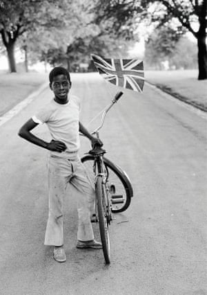 Winford Fagan, Birmingham, 1970.