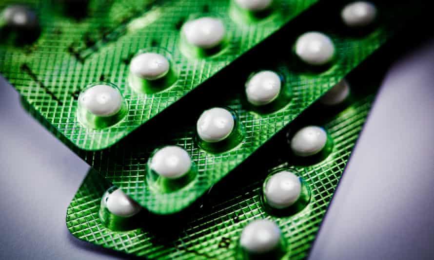 The contraceptive pill