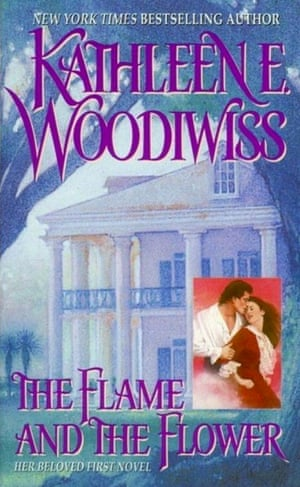 The Flame and the Flower by Kathleen Woodiwiss.