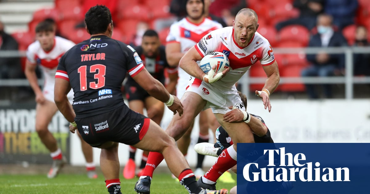 James Roby urges St Helens to ignore Challenge Cup famine and focus on Hull