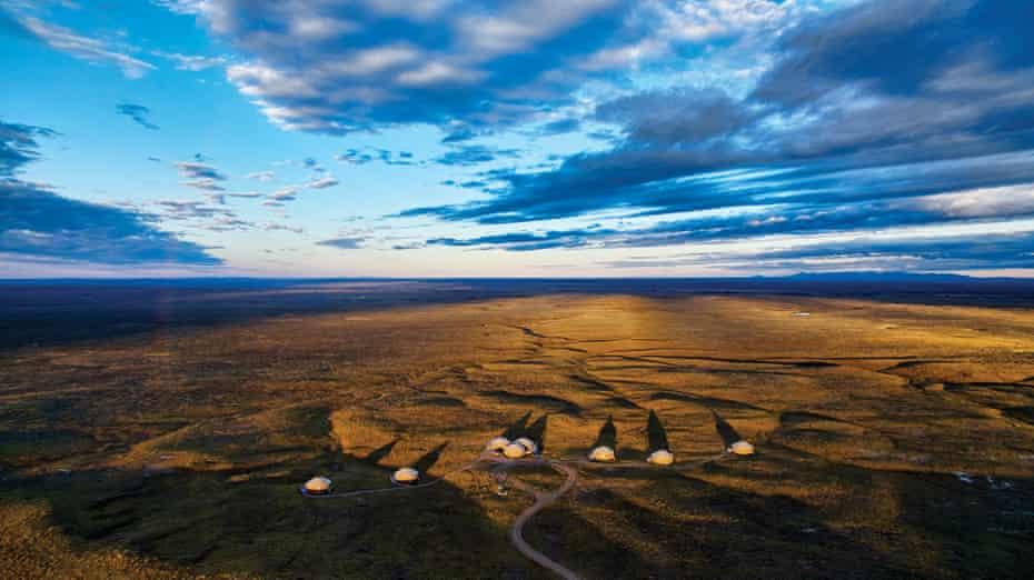 American Prairie Reserve, Montana, USA.