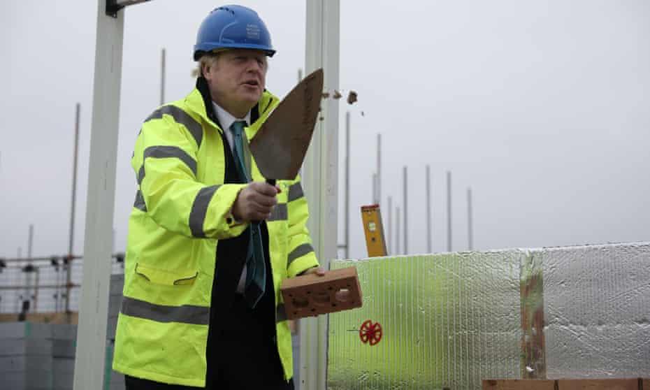 Boris Johnson's proposed reforms are a 'betrayal' of his green Brexit pledge, say critics.