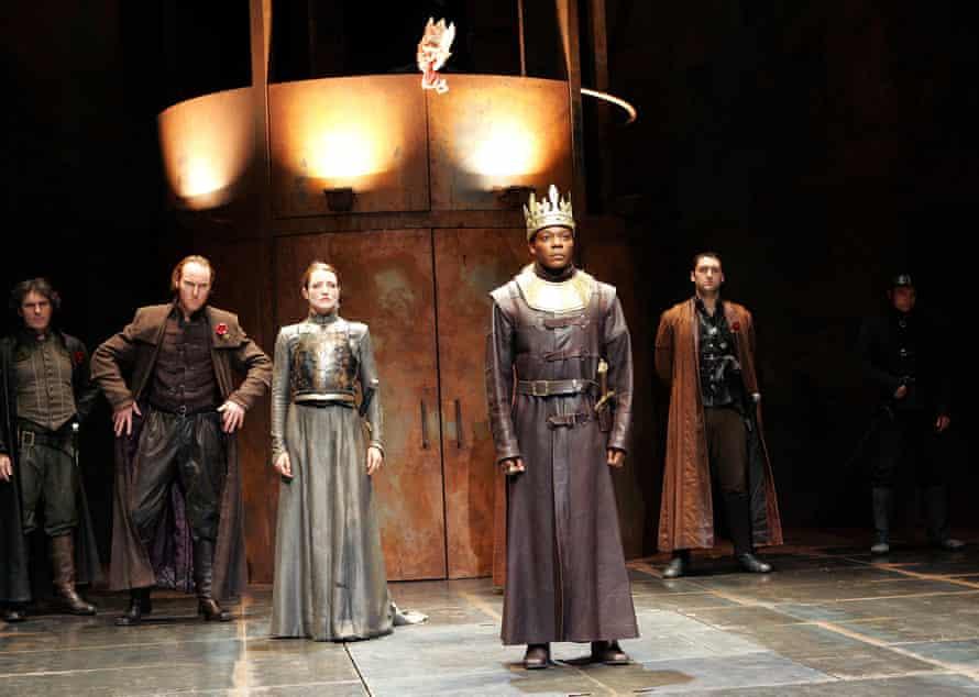 Sheer human drama … Henry VI.