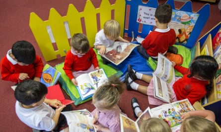 Early learners: but how long before expectations for girls dampen their drive?