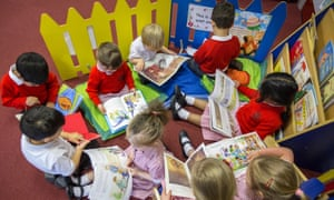 A randomised trial in the UK found weekly reading sessions at a local library with trained instructors made little difference to literacy levels in children.