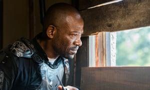 Lennie James in The Walking Dead.