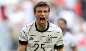 Thomas Müller was at the heart of Germany's fine win over Portugal.