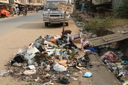 Rubbish in Onitsha