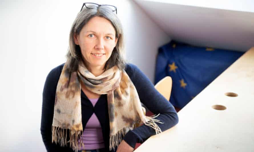 Malgorzata Piotrowska, a translator and interpreter from Poland.