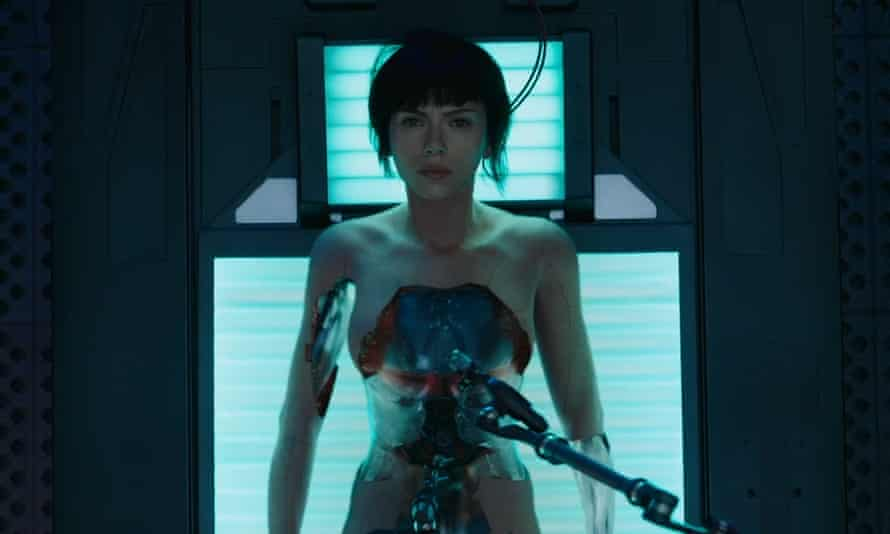 Ghost in the Shell: Jason Bourne meets RoboCop?