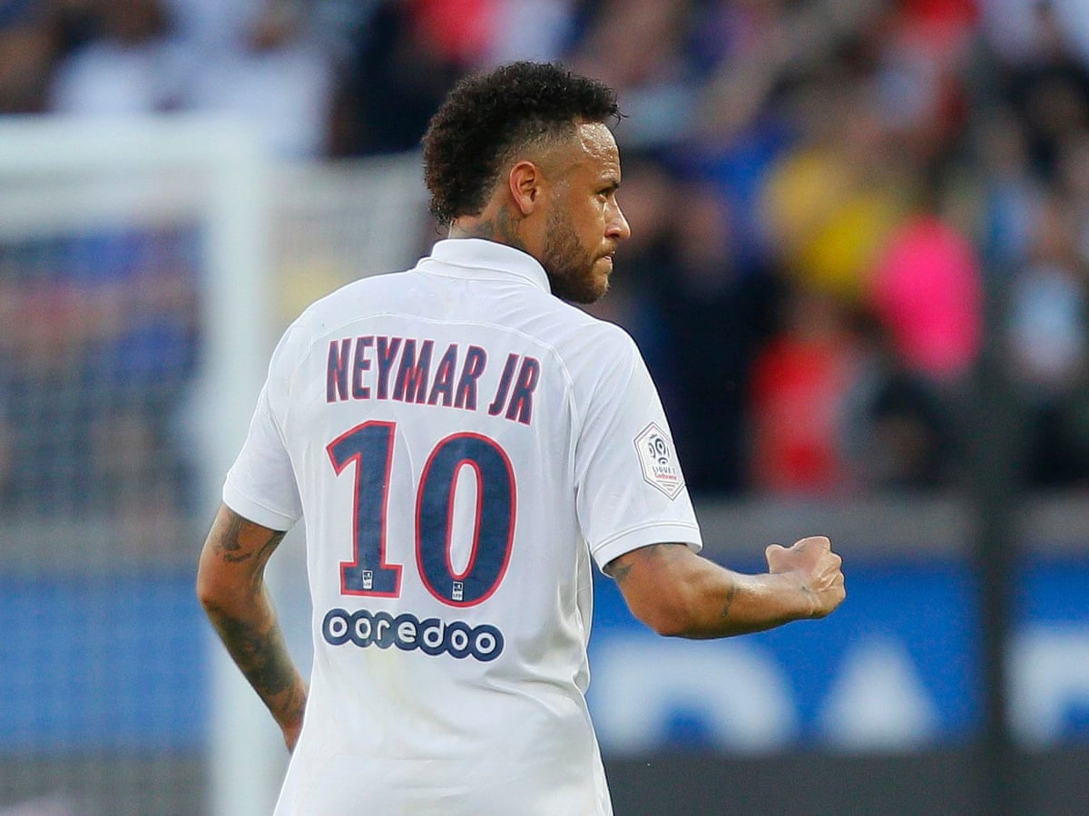 Psg Fans Don T Want To Hear It But Neymar Is Their Best Route To Success Football The Guardian