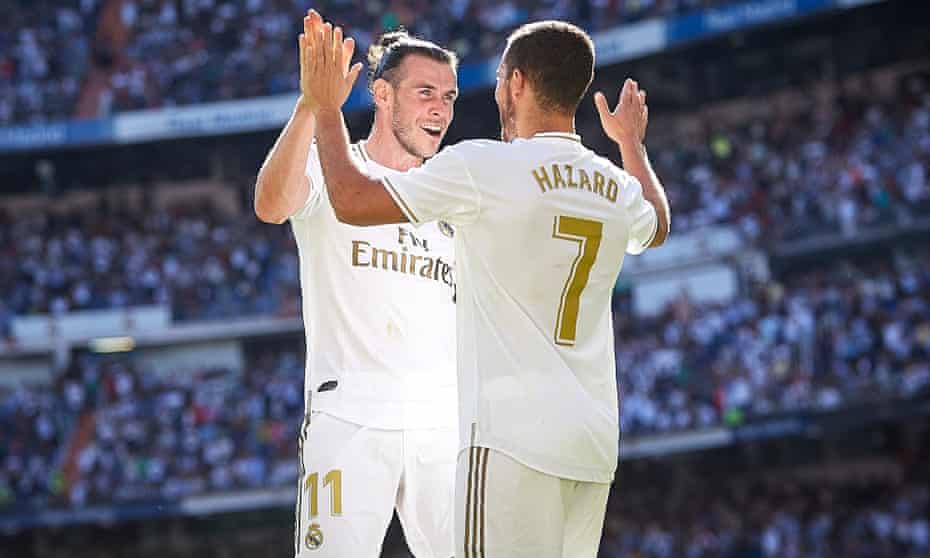 With huge signings unlikely at Real Madrid, Carlo Ancelotti will be looking to Gareth Bale and Eden Hazard to help him revitalise the club's fortunes.