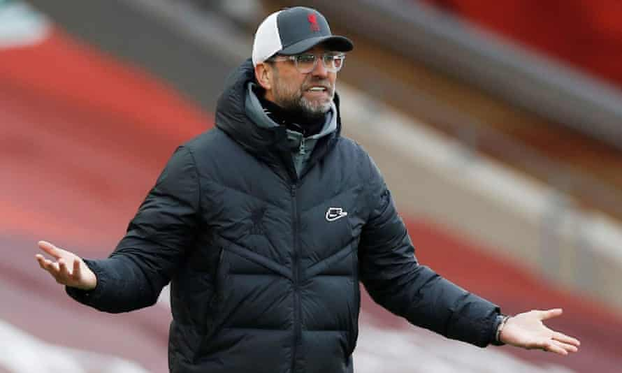 Jürgen Klopp is not inclined to cast blame on others in order to preserve his own reputation.