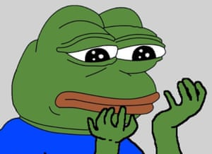 Pepe The Frog Took On A Life Of Its Own Online As Meme Before Being Adopted Symbol By White Supremacists In Lead Up To Last Years US Election
