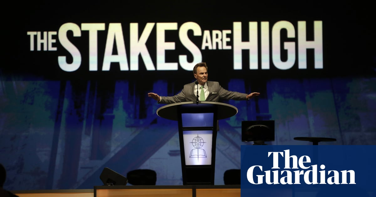 'Identity crisis': will the US's largest evangelical denomination move even further right?