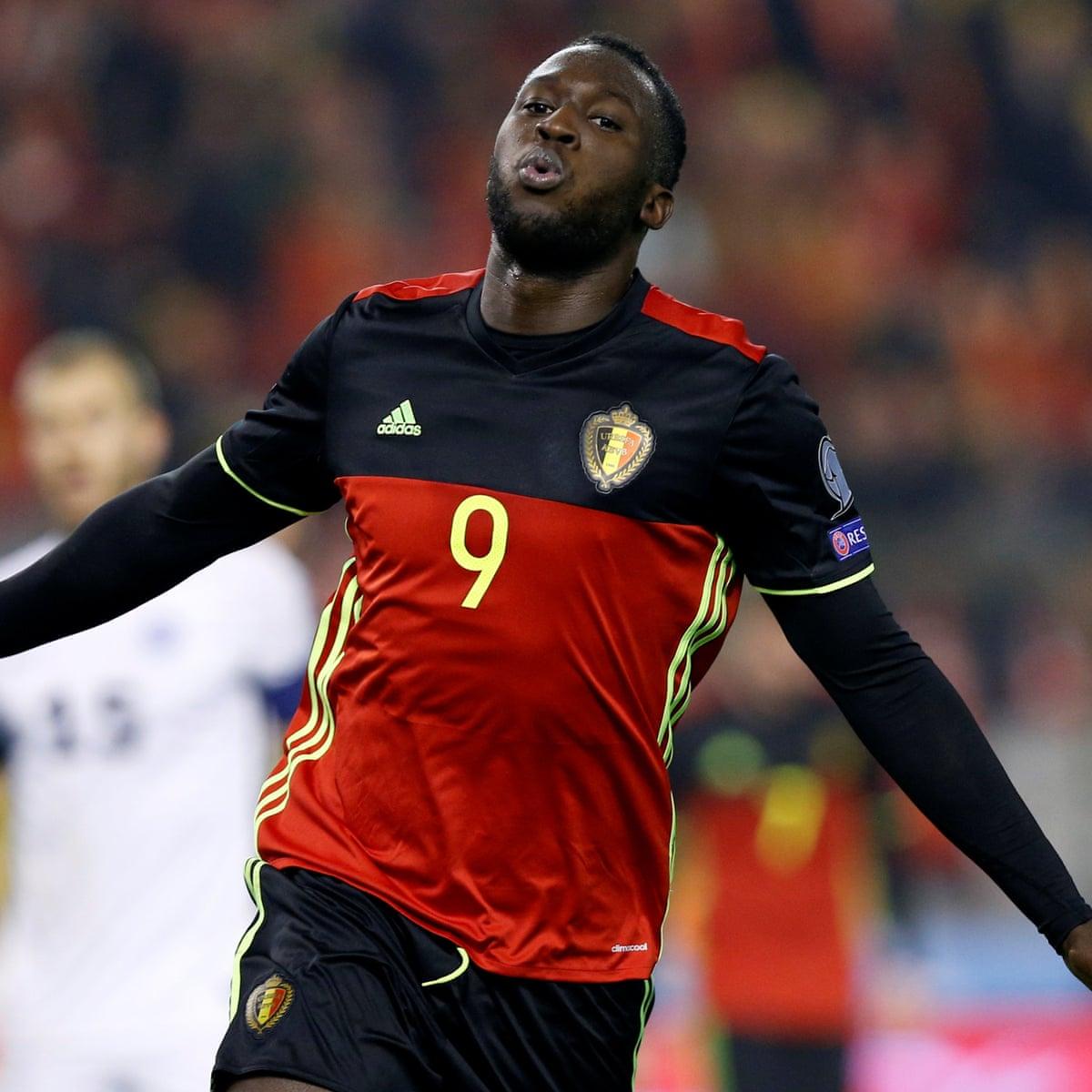 Romelu Lukaku On Target As Belgium Hit Estonia For Eight In Qualifier World Cup 2018 Qualifiers The Guardian