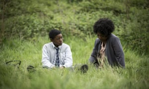 Nadine Marshall and Kai Francis-Lewis in Second Coming.