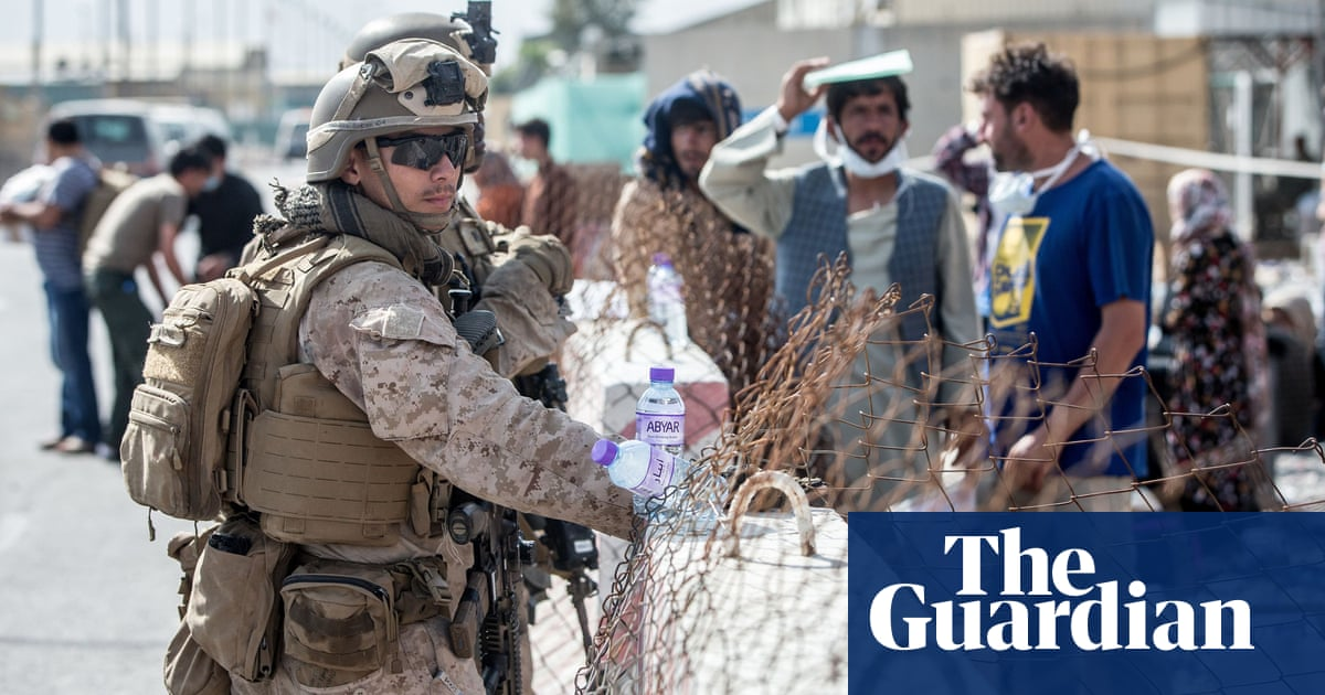 Monday briefing: Johnson to push for US troops to stay in Kabul past deadline