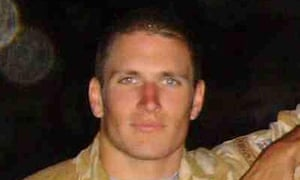 Aircraftsman Peter McFerran, who was killed in Iraq in 2007