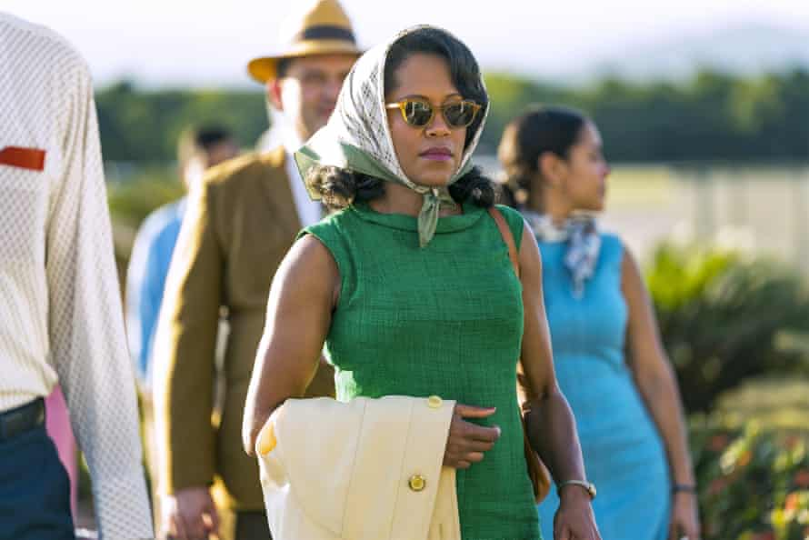Sharon Rivers in If Beale Street Could Talk