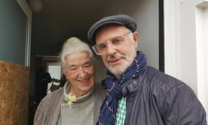 Dr Avril Henry with Philip Nitschke, a voluntary euthanasia advocate who founded the group Exit International, of which she was a member