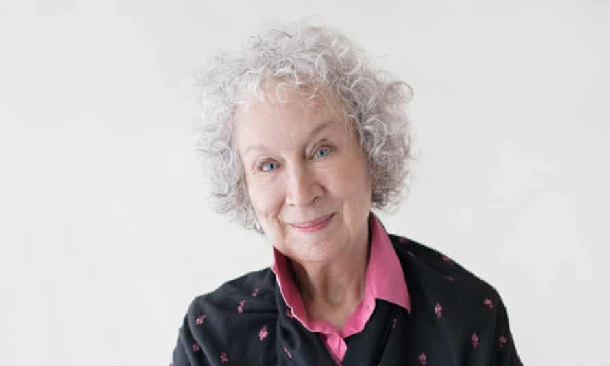 'Growing up without electricity or running water gives you a whole different mindset': Margaret Atwood.