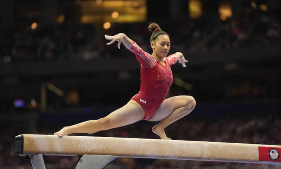 Sunisa Lee has a chance of winning multiple medals at the Tokyo Olympics