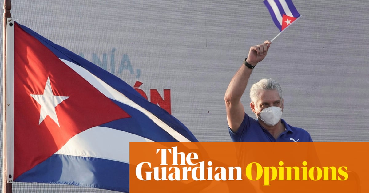 If the US really cared about freedom in Cuba, it would end its punishing sanctions